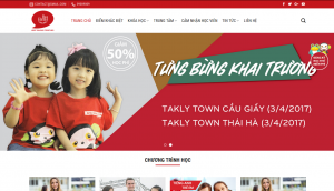 Lớp Học Tiêng Anh – English For Kids