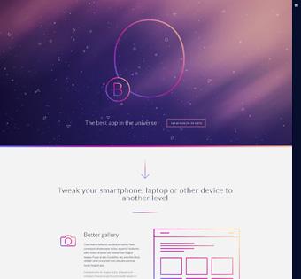 Be App – OnePage App