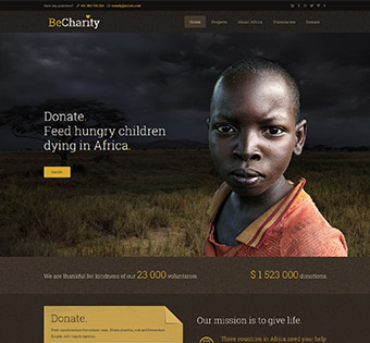 Be-Charity