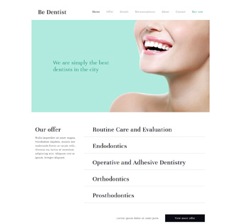 Be-Dentist 2