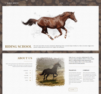 Be-Horse Riding