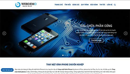 Dịch Vụ Sửa Chữa Mobile
